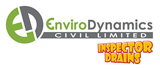 Enviro Dynamics Civil Ltd and Inspector Drains